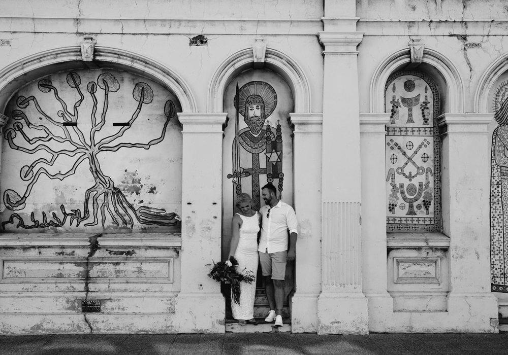 Tim & Margo - 13. 01. 18 / Port Beach