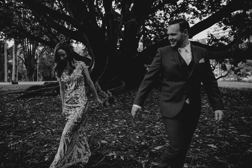 Matt & Claire - 20.10.18 / Kings Park