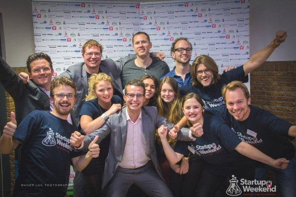 This Startup Weekend was the first major startup event in the region, so they brought in an experienced mentor to not only work with aspiring entrepreneurs but to advise on how to build communities, how to conduct proper mentorship, pitch coaching, and more.