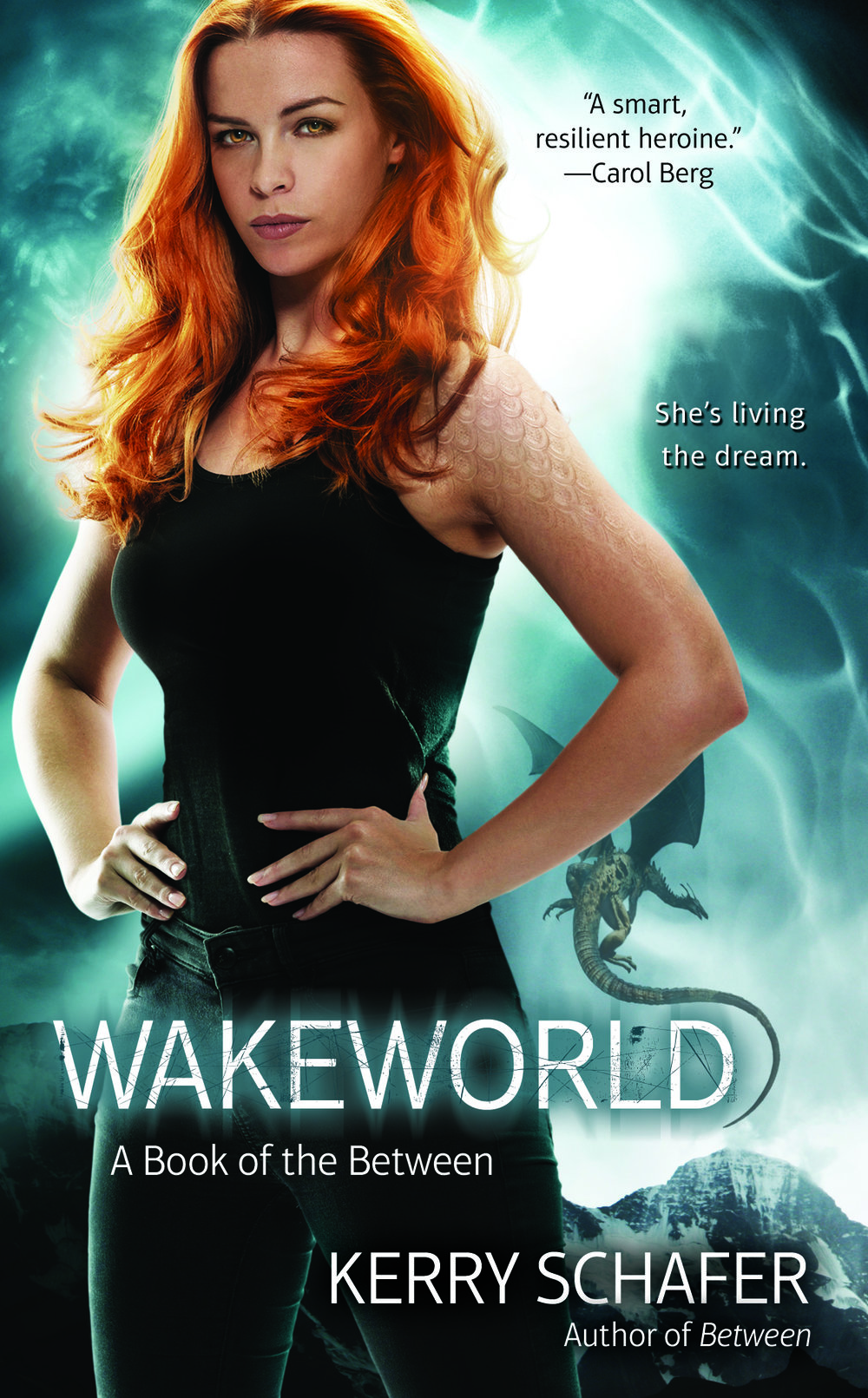 Wakeworld, Book 2 of the Between