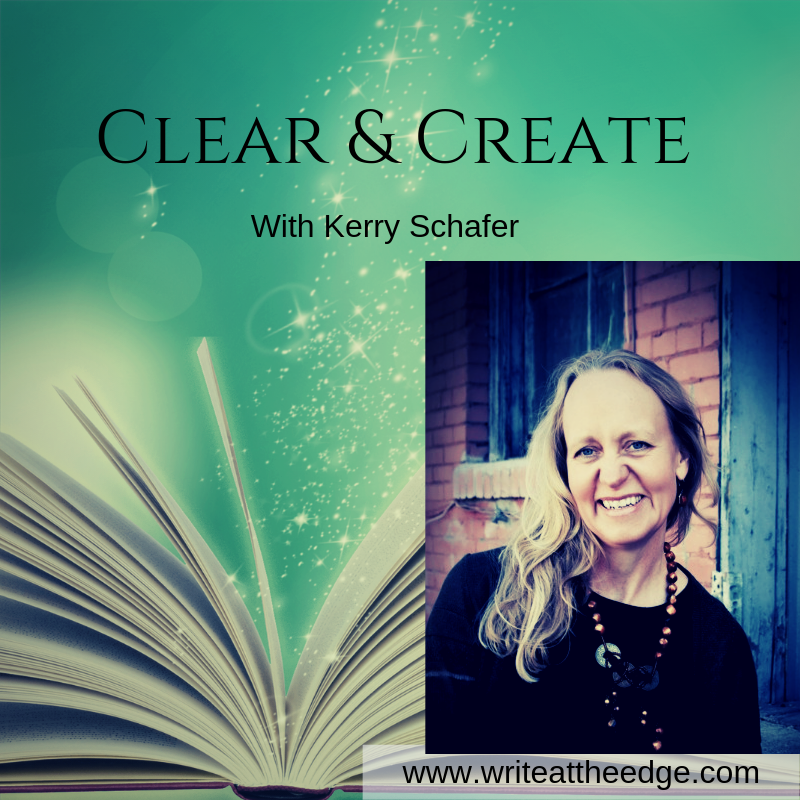 Clear & Create with Kerry Schafer