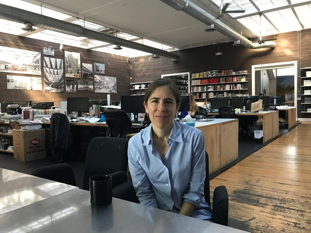 Katie Faulkner, Principal at NADAAA