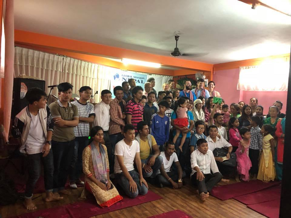 Youth Event in Bhaktapur