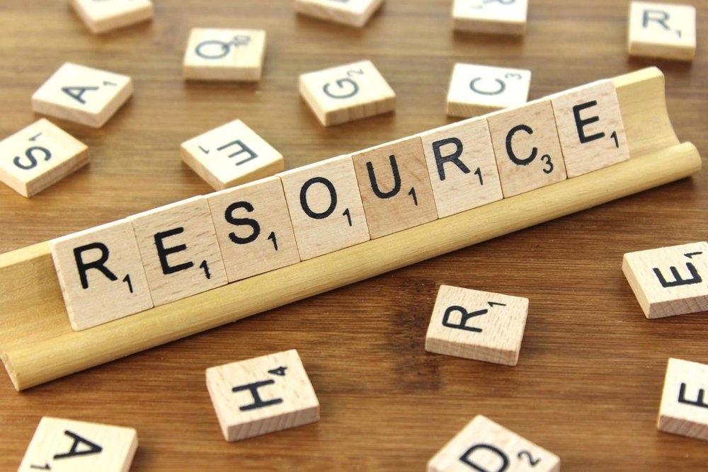 - RESOURCES