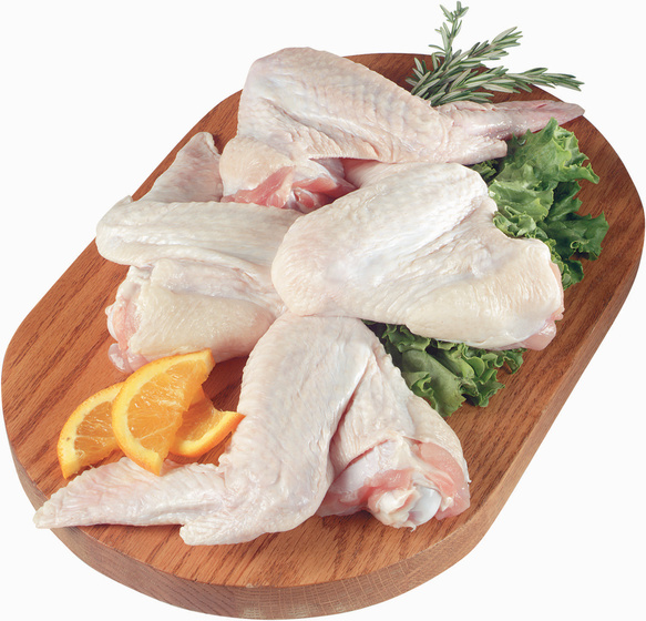 Turkey Wings, Drumsticks, & Drummettes - The easiest and fastest cuts to cook, they love any kind of sauce you can dream up for them.