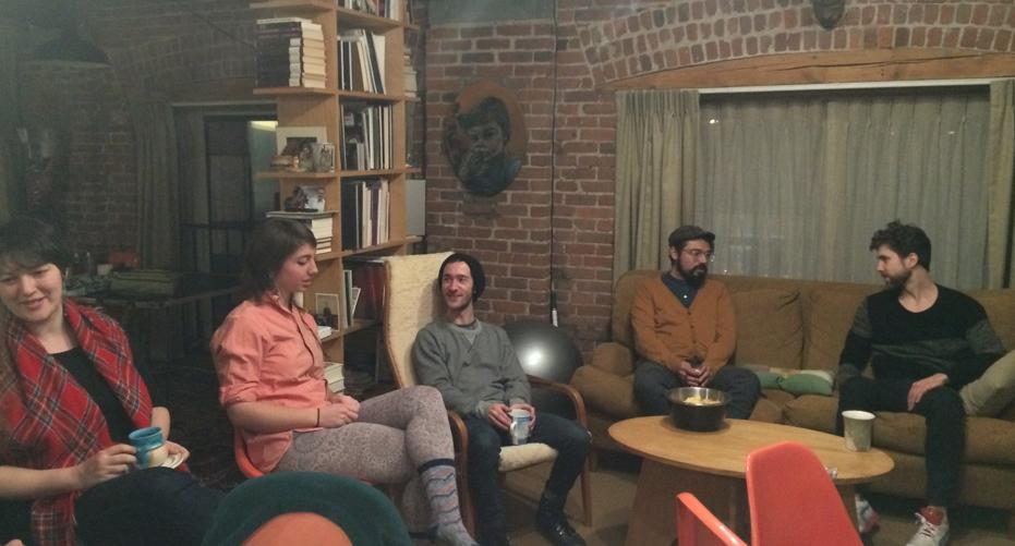 GCAS - Meet-up in Brooklyn, New York