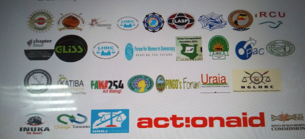 Civil Society Member Organizations