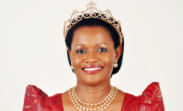 Nnabagereka of Buganda