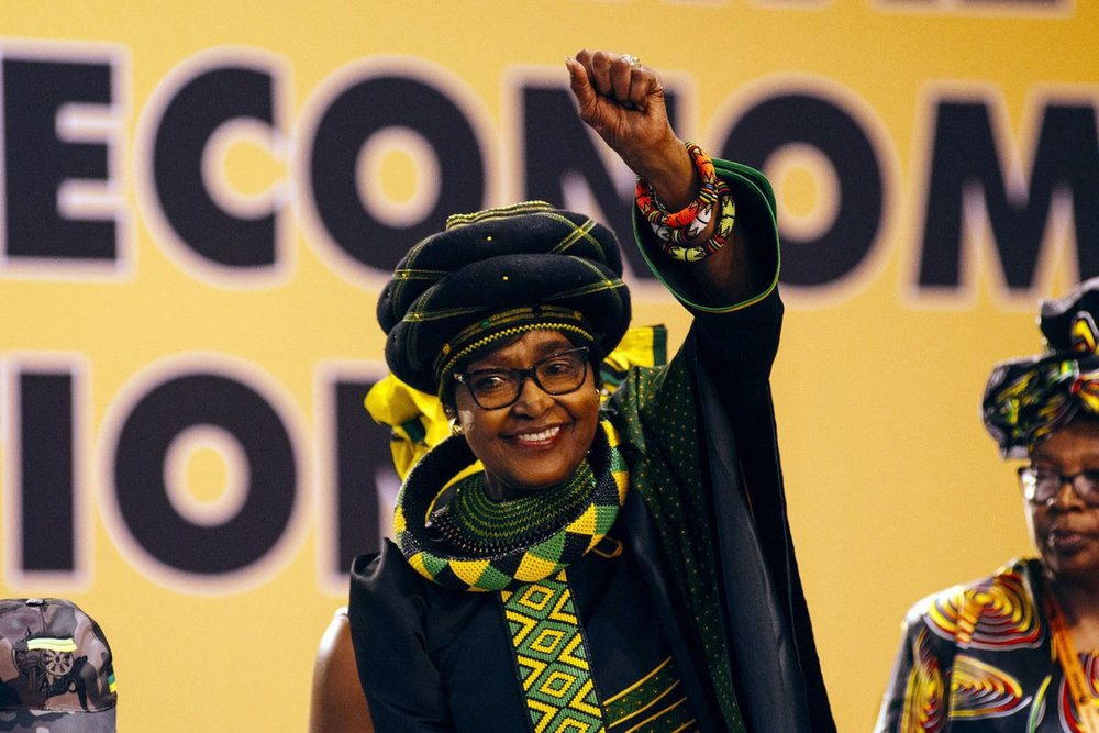 Winnie Madikizela was an exceptional woman