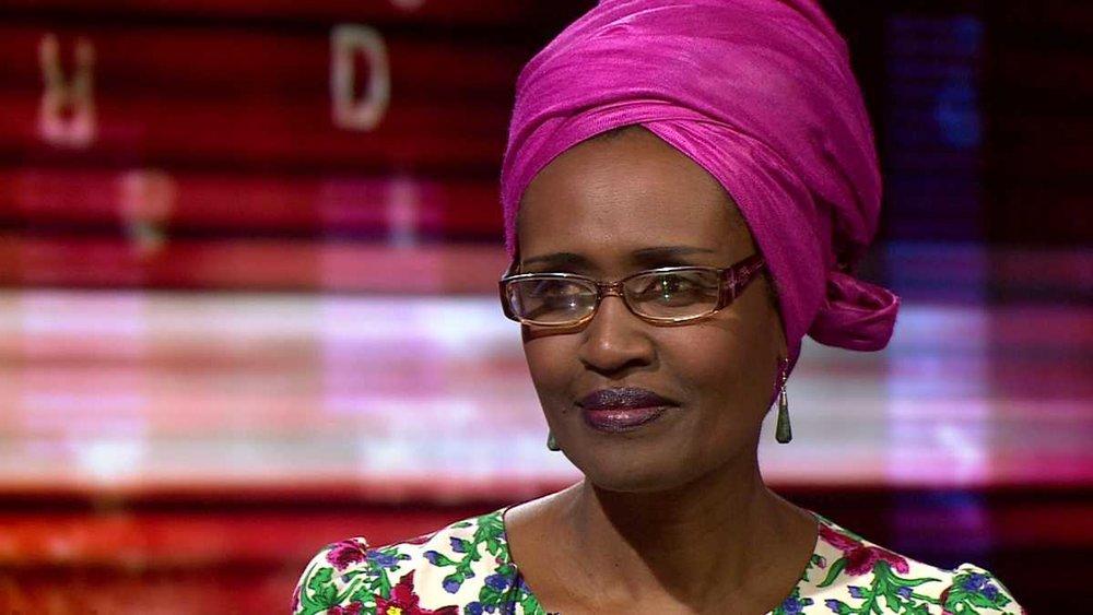 Ms. Winnie Byanyima