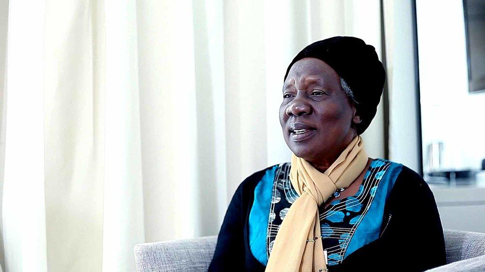 Ms. Angelina Atyam
