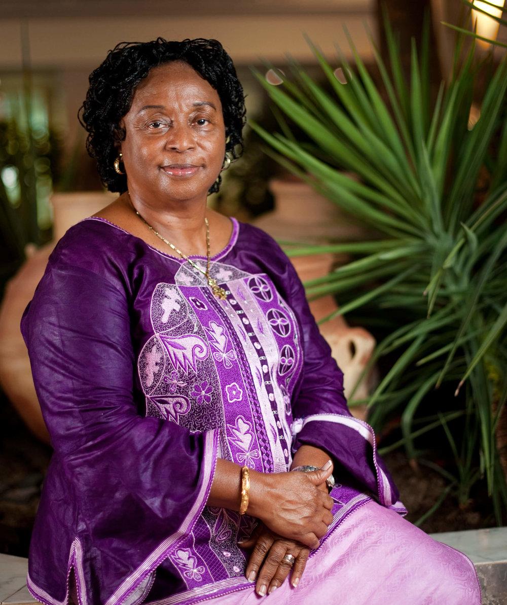 Ms Thelma Awori
