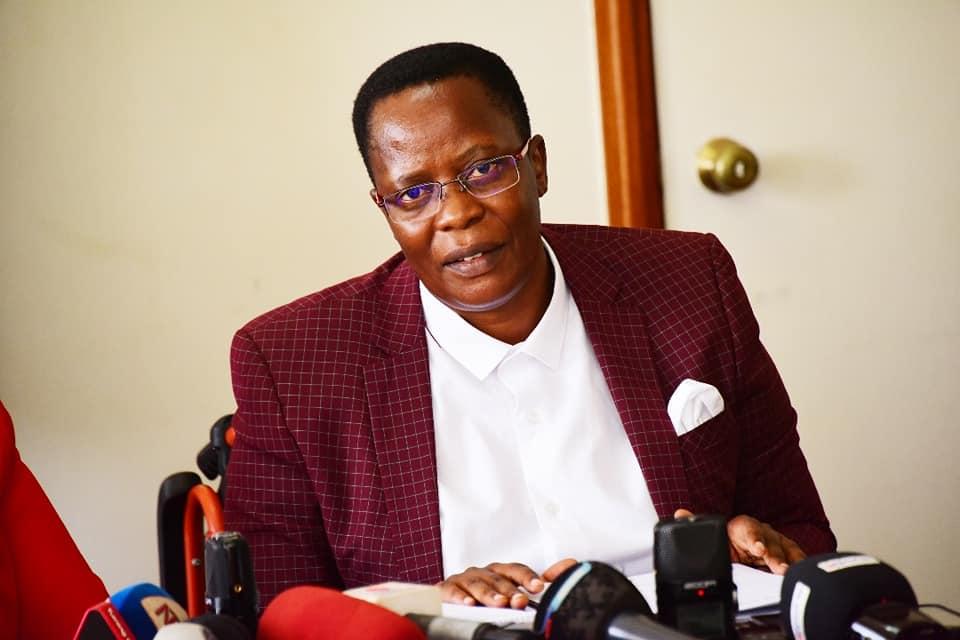I celebrate Ms. Betty Nambooze