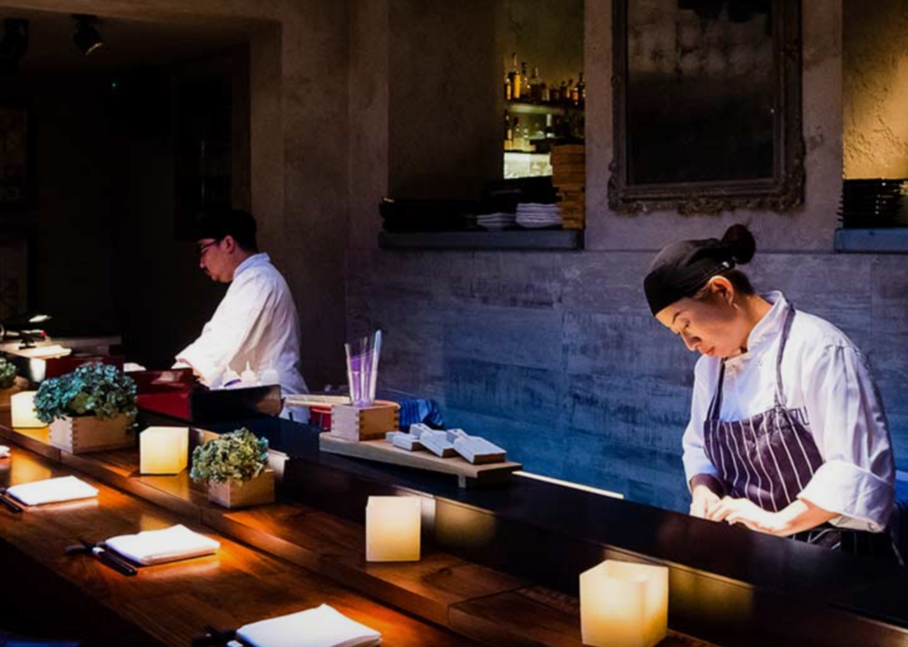 Koji Japanese Restaurant - London