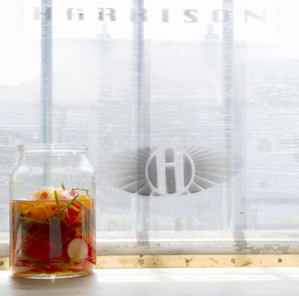 pickled vegetables harrison ovens