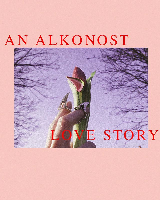 "An Alkonost love story begins...""The Tulip & The Sparrow"" Valentines Special 🌷🕊 Link in Bio.  ___________________________________________________ #lovestory #love #valentines #romance #friendship #flowers #tulip #film #jewelry #jewelrydesigner #jewellery #handmade #rings #handmadeinlondon #independentartist #designer #fashion #style #blog #blogger #instafashion #instastyle #instagood #photography #story #poetry"