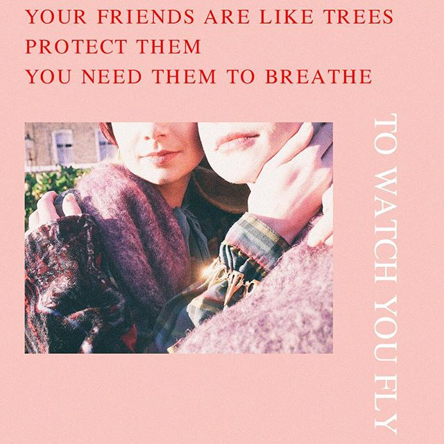 'Your friends are like trees. Protect them you need them to breathe' - Hope you all felt the love this Valentines 💕✨ _______________________________________________ #valentines #bemine #love #lovers #happiness #jewelry #jewellery #jewelrydesigner #onlineshopping #boutique #handmade #handmadeinlondon #friends #fashion #style #blog #blogger #girls #womensfashion #instagram #instagood #photography