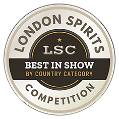 London Spirits Competition-Best In Show By Country-2018.png