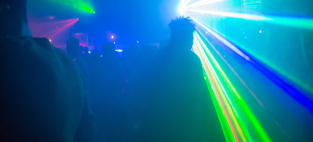 Clubbing/ events -