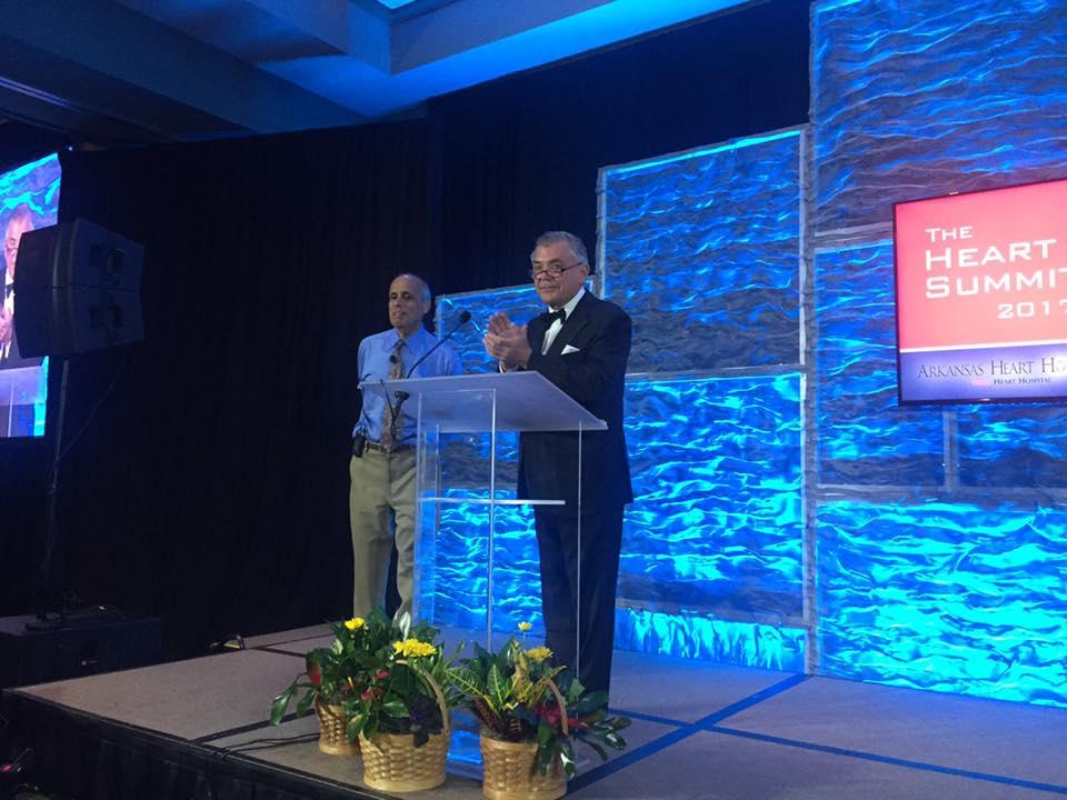 Dr. Ken Kamler and Dr. Bruce Murphy