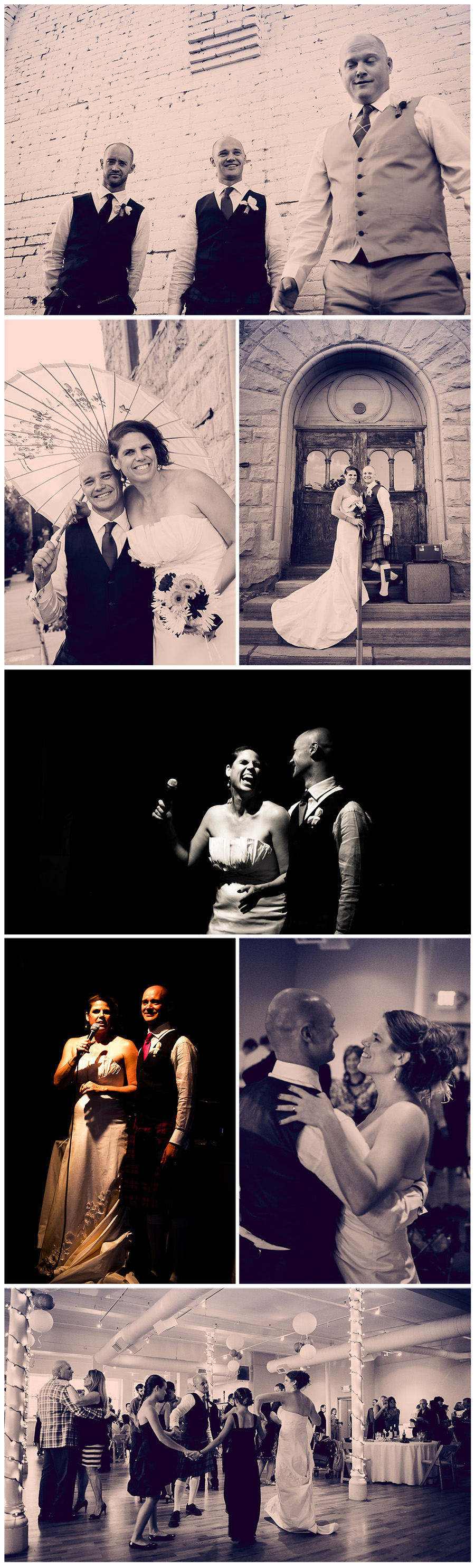 Kate and Ed's Wedding Collage 15