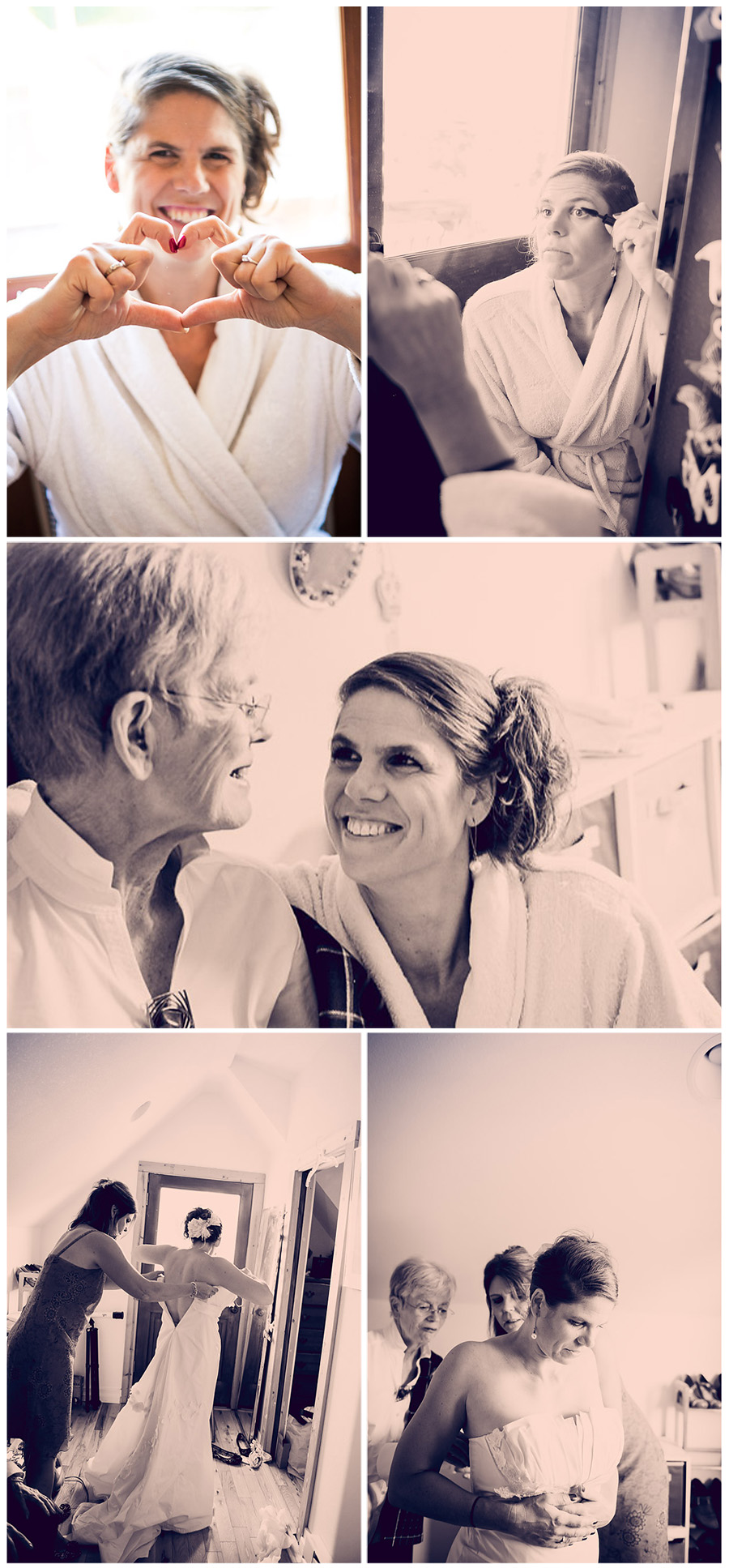 Kate and Ed's Wedding Collage 5