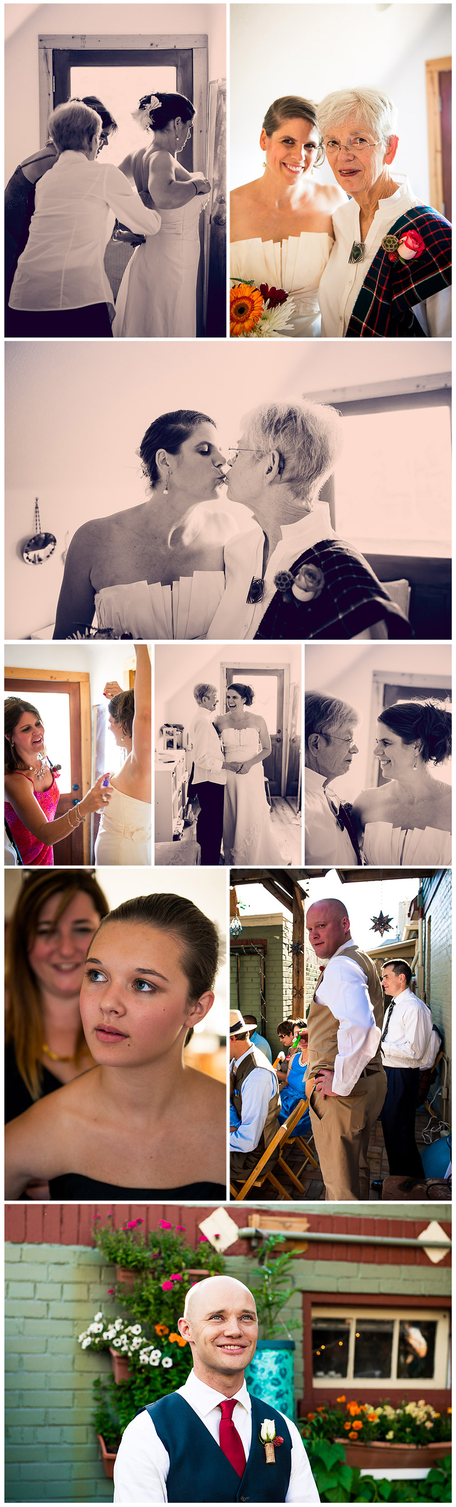 Kate and Ed's Wedding Collage 6