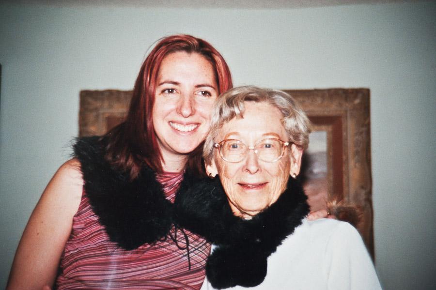 Photo I Never Took - last photo of me and tutu around 2006