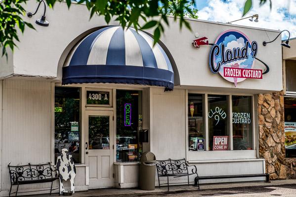 8th Avenue Ice Cream Shop Cloud Nine