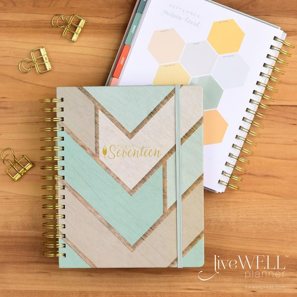 Inkwell Press Livewell Planner