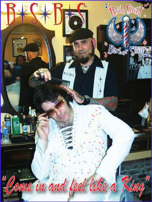 Beale Street Barbershop in Wilmington, NC
