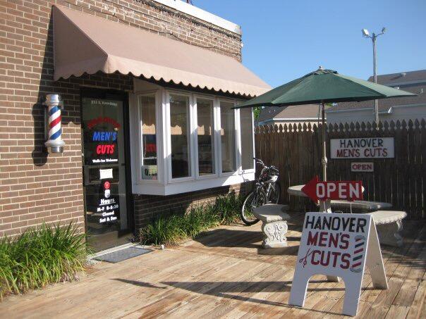 Hanover Men's Cuts in Wilmington, NC