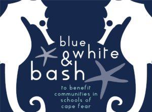 Blue & White Bash