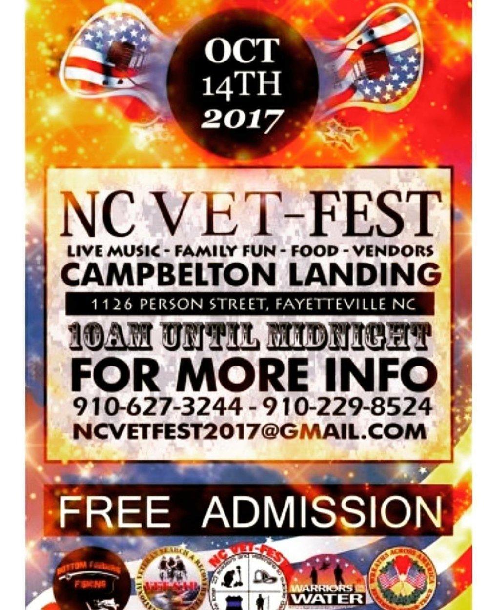 NC Vet-Fest