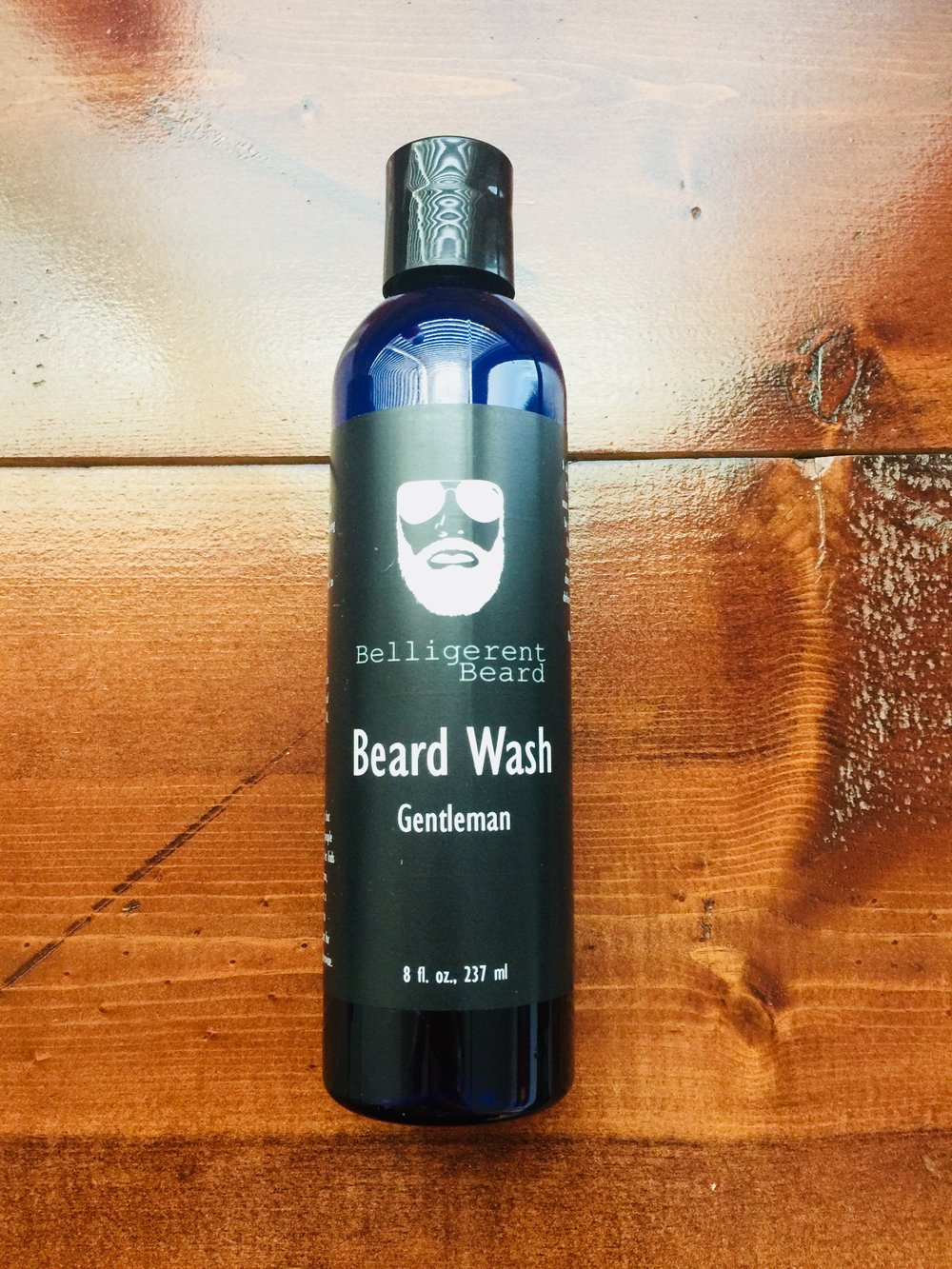Gentleman Beard Wash