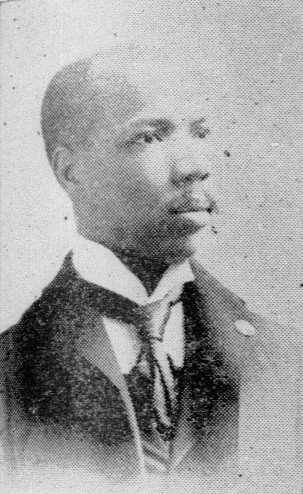 Wendell Phillips Dabney