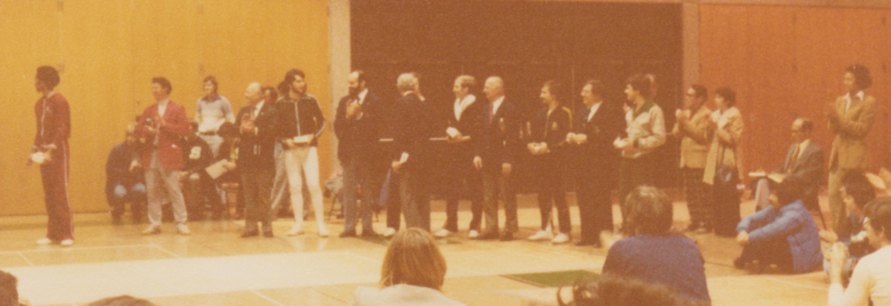 - NCAA Foil Fencing Championship held March 16-18, 1978 at University of Wisconsin - Parkside, , Kenosha, Wisconsin.