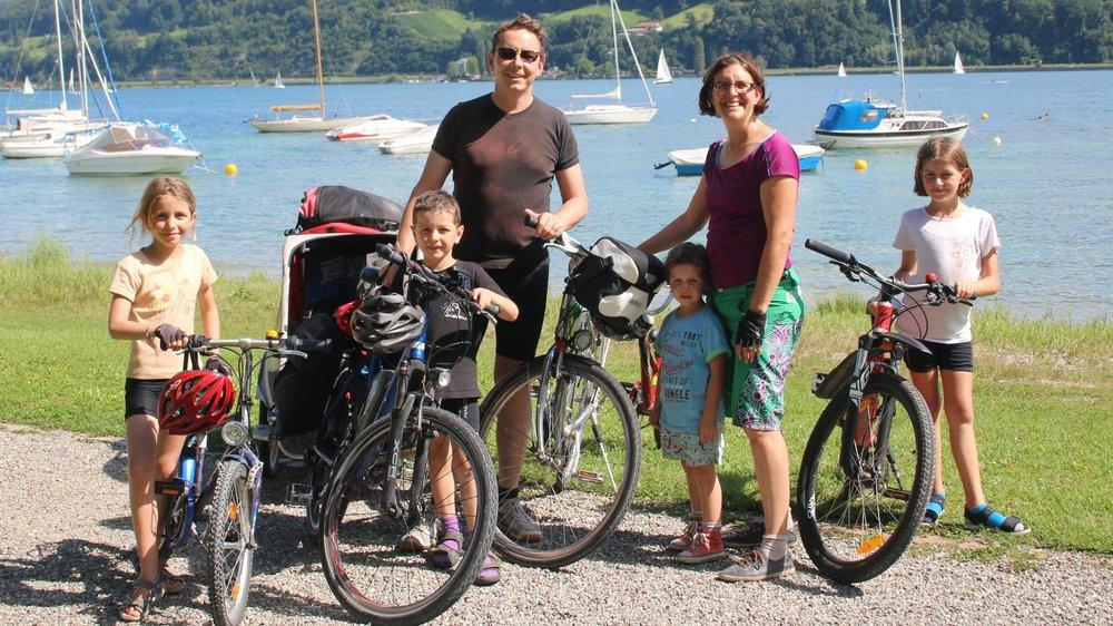 Velotour: in 12 Tagen mit der Familie rund um den Bodensee.