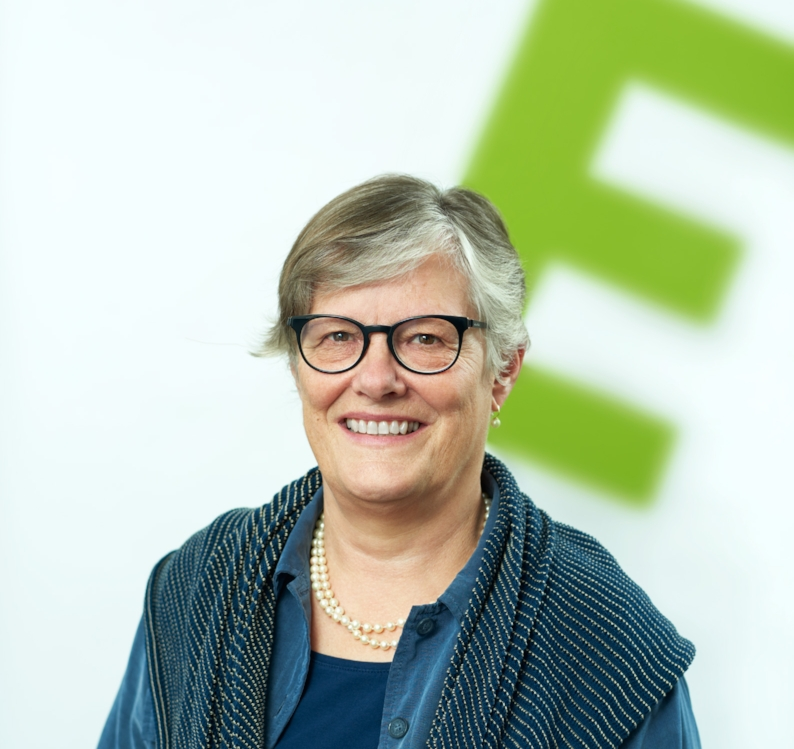 Esther Kündig, 61,  Gemeinderätin