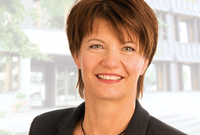 Esther Schlatter, 49, Stadträtin (bisher)