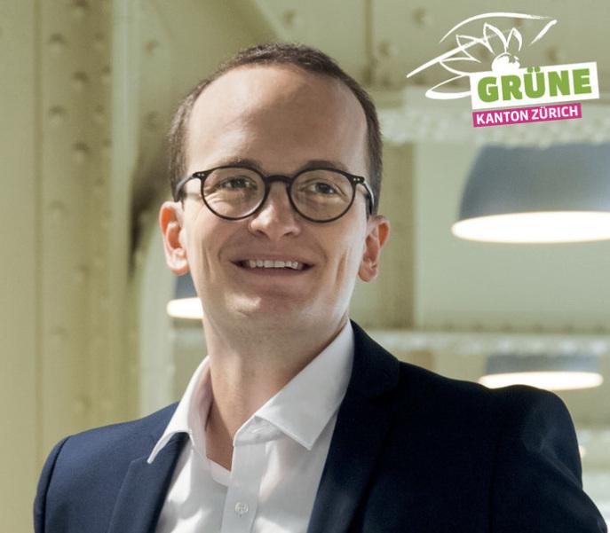 Martin Neukom in den Regierungsrat