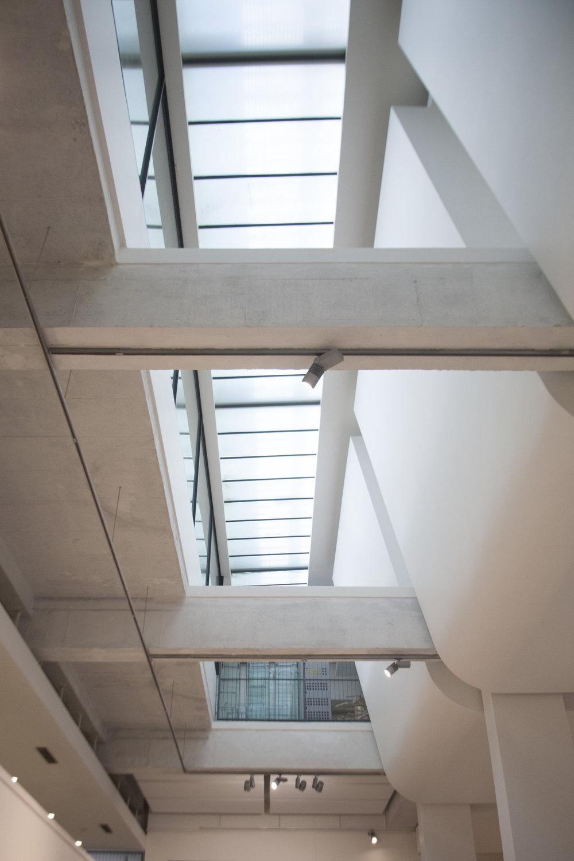 Wits Art Museum Interior