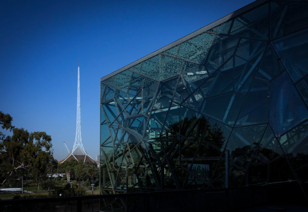 Both convention venues: Arts Centre Melbourne & Deakin Edge