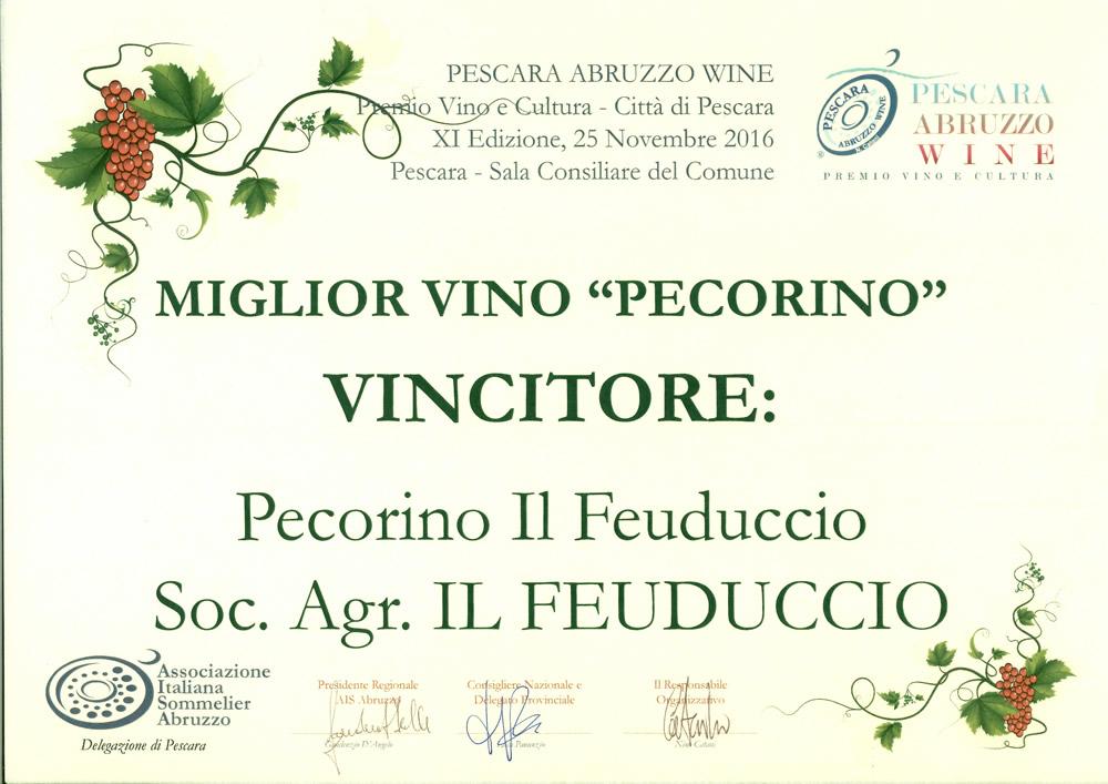Pescara Abruzzo Wine