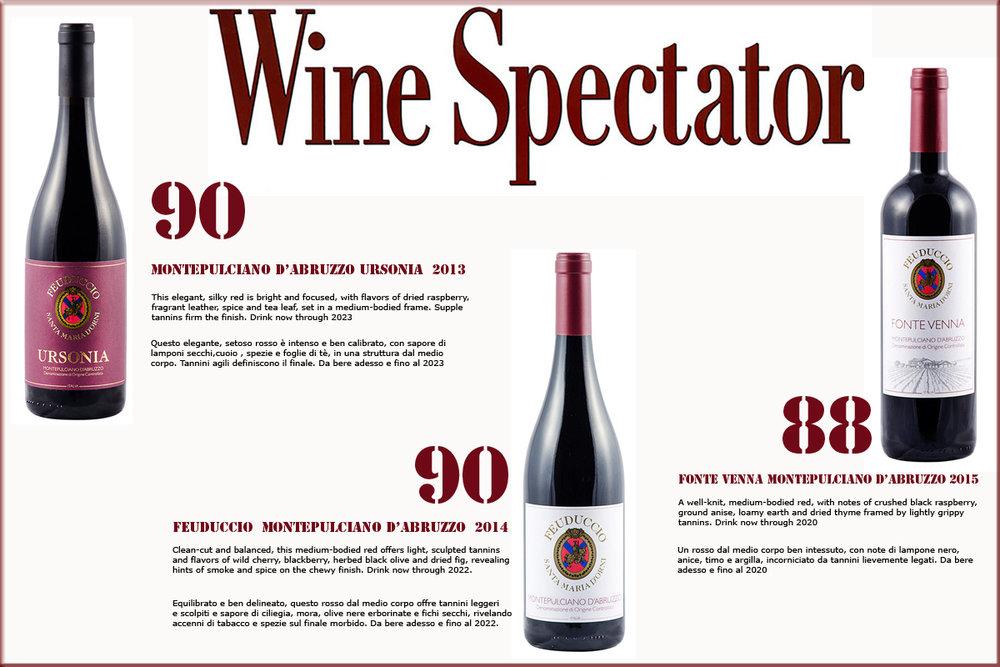 Wine Spectator 2017