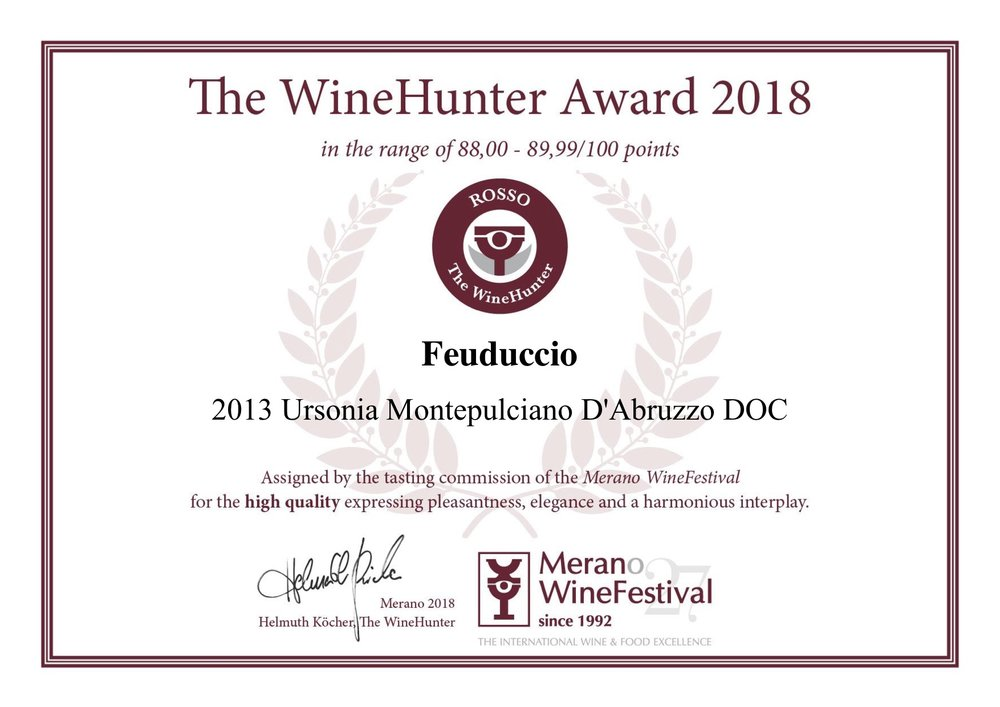 The WineHunter Award Rosso_Ursonia Mtp 2013.jpg