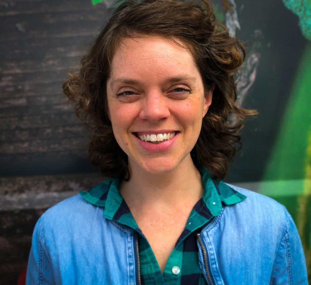 Kristen St. Clair, Culinary Education Director    kristen@lasoupecincinnati.com