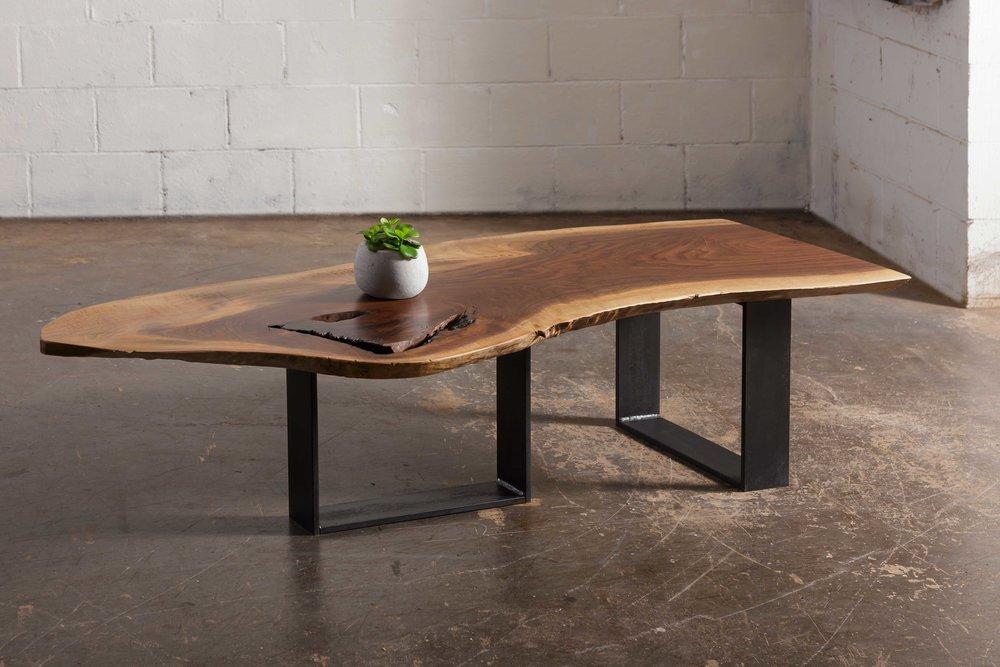 Signature Live Edge Coffee Tables