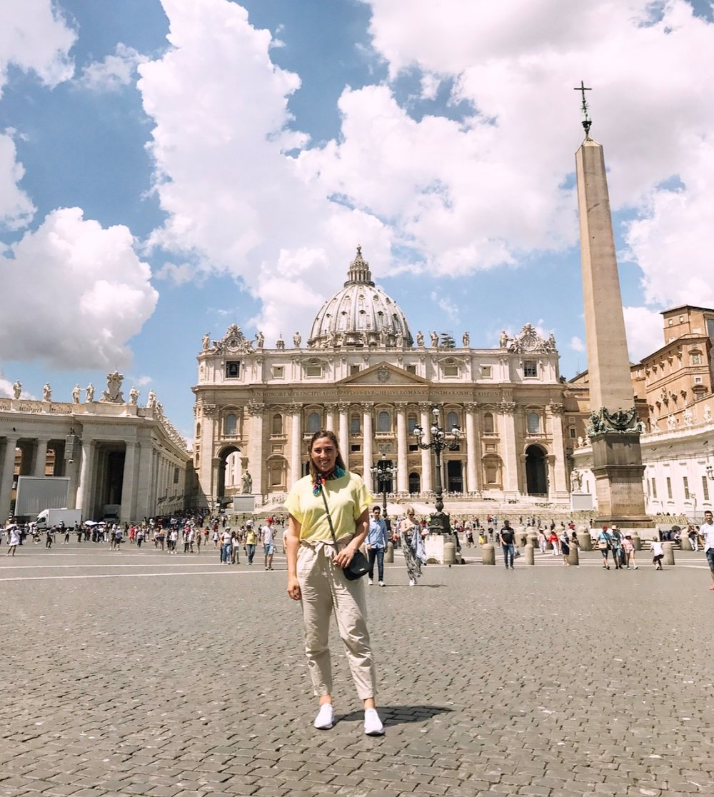 Vatican City - The Adventure Decade