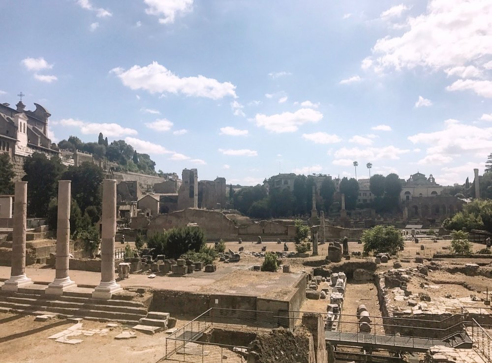Roman Forum  - The Adventure Decade